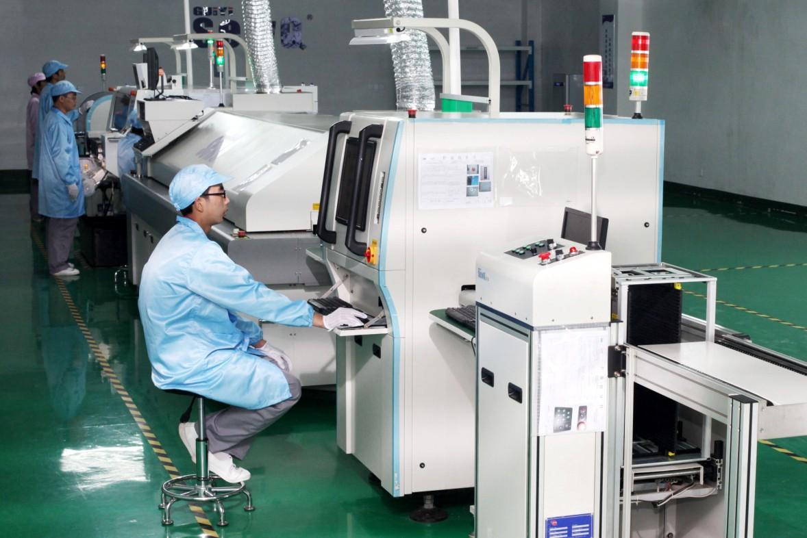 Sewing Machine Automation