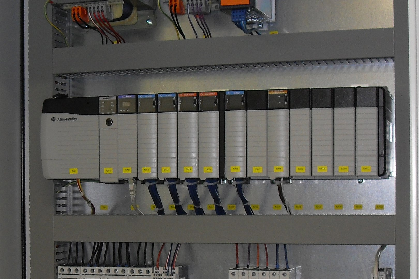 Overview Of The Evolution Programmable Logic Controllers PLCs