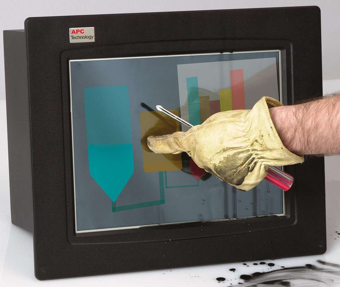 High Quality Displays & Touch Screens A Key Component Of Automated Systems