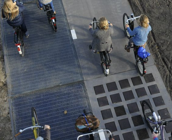 World's First 'Solar Road' is Generating More Power Than Expected