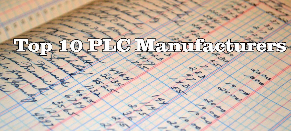 Top 10 PLC Manufacturers