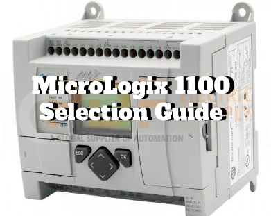 MicroLogix 1100 Selection Guide