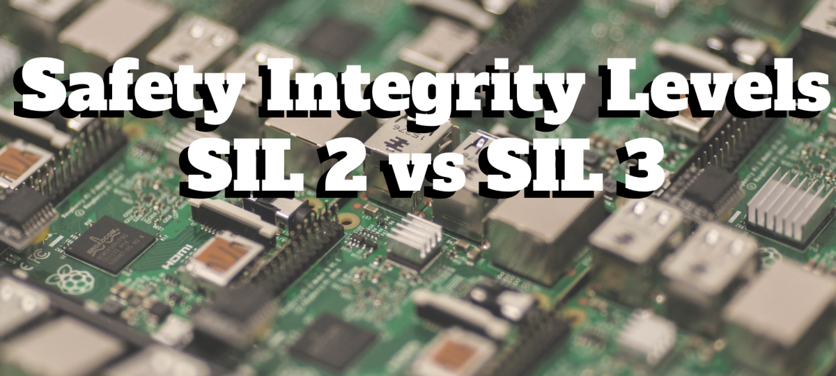 SIL 2 vs SIL 3