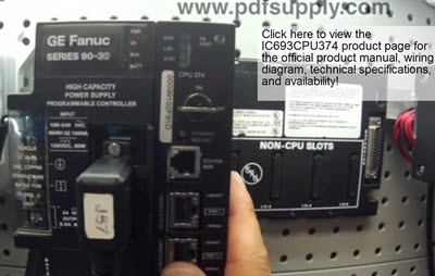 pdfsupply com support ge fanuc 90 30 ic693cpu374 troubleshooting guide rh pdfsupply com Specialized Sport Bike Computer Manual Computer Instruction Manual