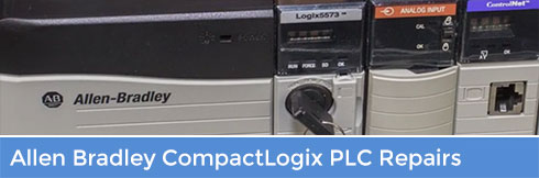 Allen Bradley CompactLogix Repairs
