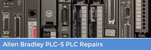 Allen Bradley PLC-5 Repairs