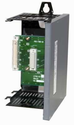 Ships Today 1746-A2 SLC-500 Rack Chassis Two Slot Expansion Rack Holds Modules Allen Bradley | Image