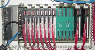 I/O chassis for 1771A3B I/O modules, 12 slots, Rack mount - Wiring Diagram Image