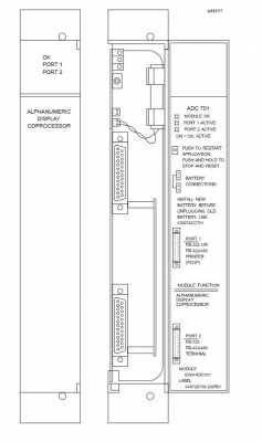 GE Intelligent Platforms / GE Fanuc - Series 90-70 - IC697ADC701 - Wiring