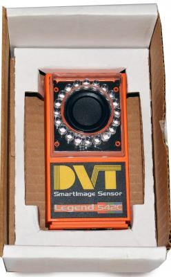 DVT LEGEND Cognex 542 NO LGT. Cognex Legend 542 Color SmartImage Sensor | Image