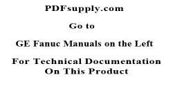 44A749939-001 In Stock! S6PI0 MODULE PDF Supply also repairs GE FANUC PLC parts. PDF - Wiring Diagra