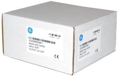 IC200MDD841 In Stock! Mixed 24VDC POS LOG input group 20 point / output 24VDC output 12 point. IC200