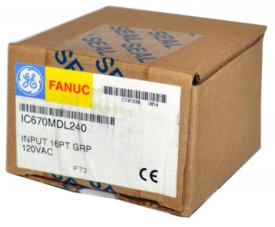 IC670MDL240 In Stock! 120VAC Input, 16 Point, Grouped IC670M IC670MD IC670MDL PDFsupply also repairs
