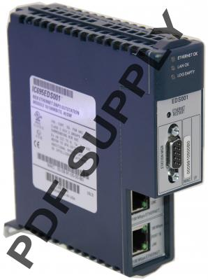 GE IP Ethernet DNP3 Slave/Outstation Module Rx3i PACSystems DNP3 Ethernet Outstation | Image