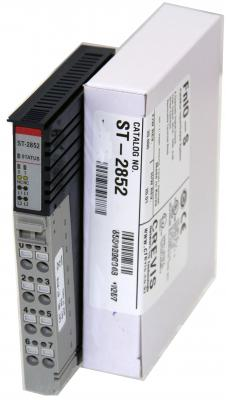 GE ST2852 RSTi output module Triac Output 2 points, 12V  125VAC/ 0.5A GE-IP | Image