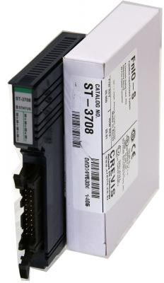 GE ST3708 RSTi analog input module 8 Channels, RTD Connector Type GE-IP | Image