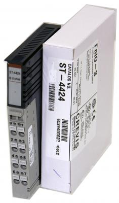 GE ST4424 RSTi analog output module 4 Channels, 010Vdc, 12bit GE-IP | Image