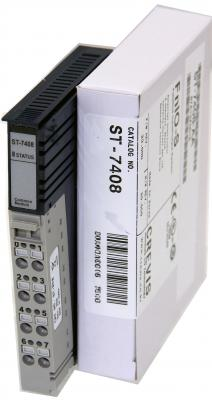 GE ST7408 RSTi Potential Distribution module for Shield module, with module ID type with LED.  Termi