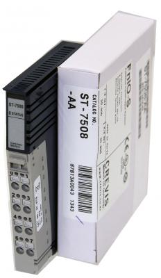 GE ST7508 RSTi Potential Distribution module module for 0VDC, with module ID type with LED GE-IP | I