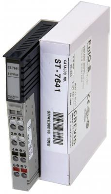 GE ST7641 RSTi Expansion Field Power Distribution module, 5, 24, 48, AC 10 Amp no LED status with mo