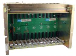 I/O chassis for 1771A3B I/O modules, 12 slots, Rack mount | Image