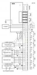ABB Taylor Mod 300 | 623 624 Series | 6235BP10930 - Wiring Diagram Image