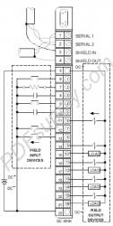 ABB Taylor Mod 300 | 623 624 Series | 6240BP10812 - Wiring Diagram Image