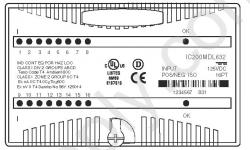 IC200MDL632 Wiring