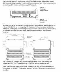 IC200TBM002 Wiring