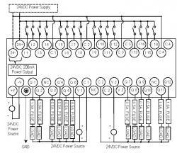 IC200UEX214 Wiring