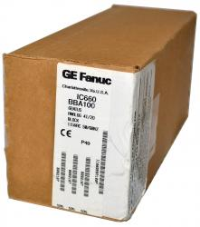 IC660BBA100 In Stock! Block 115Vac Analog IC660B IC660BB IC660BBA PDFsupply also repairs GE IP FANUC