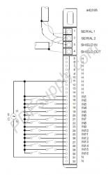 IC660BBD110 Wiring