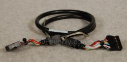 IC670CBL002 21 inch I/O Expansion Cable IC670C IC670CB IC670CBL PDFsupply also repairs GE IP FANUC P
