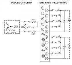 IC693MDL632 Wiring