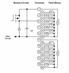 IC694MDL740 Wiring