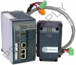 GE IP Rx3i PacSystems CPU with Energy Pack CPK 330 | Image