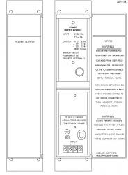 GE 9070 Power Supply IC697PWR72 IC697PWR7 IC697PWR PWR - Wiring Diagram Image