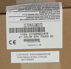 IC754VGI06STD In Stock GE Fanuc Quickpanel 6IN STN touch DC flat GEF View Interm | Image