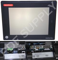In Stock! IC754VSF12CTD QuikcPanel View | Image