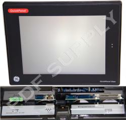 IC754VSI12MTD In Stock GE Fanuc QuickPanel View 12Inch MONO Touch DC View Intermediate | Image