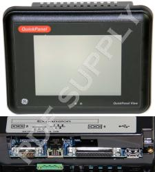 In Stock! IC754VSL06CTD 6 inch TFT QuickPanel View/ Loaded/ 24VDC | Image