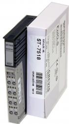 GE ST7518 RSTi Potential Distribution module module for 24VDC, 10 A, with module ID type with status