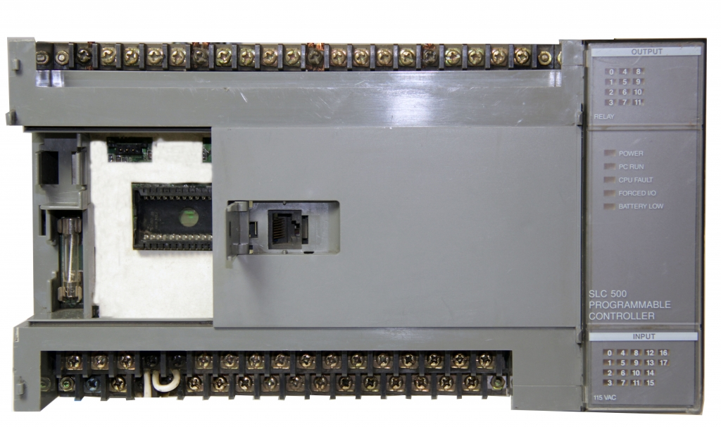 Fixed Hardware Controller 5/60 Hz SLC500 AB PLC | Image