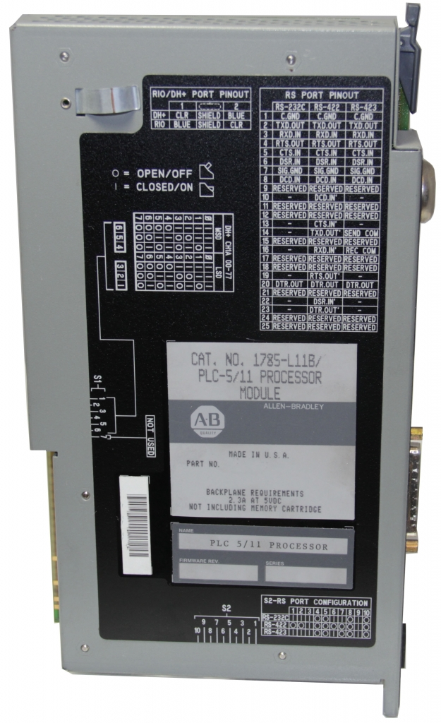 Ab plc Manuals
