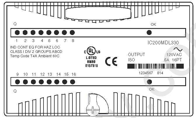 IC200MDL330-PDF | GE Versamax PLC | PDF Supply