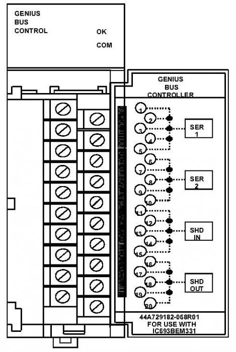 ic693bem334 w ic693bem334 wiring in stock! ge intelligent platforms ge fanuc cognex wiring diagram at gsmx.co