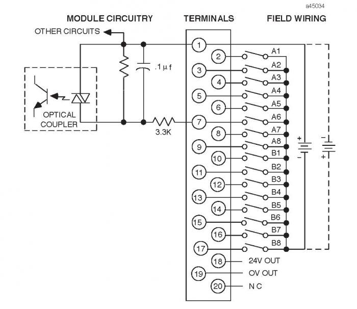 db25 circuit diagram