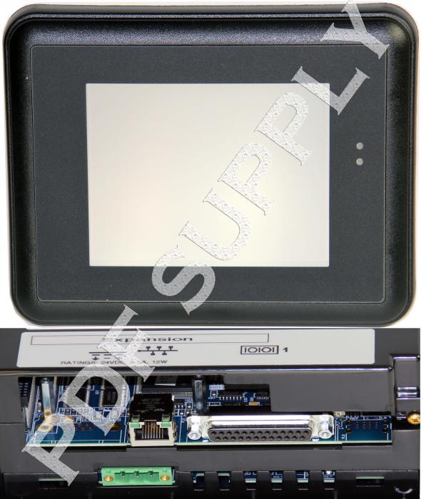 In Stock! IC754VBI06STD View Intermediate 6 inch STN Touch DC Blank | Image
