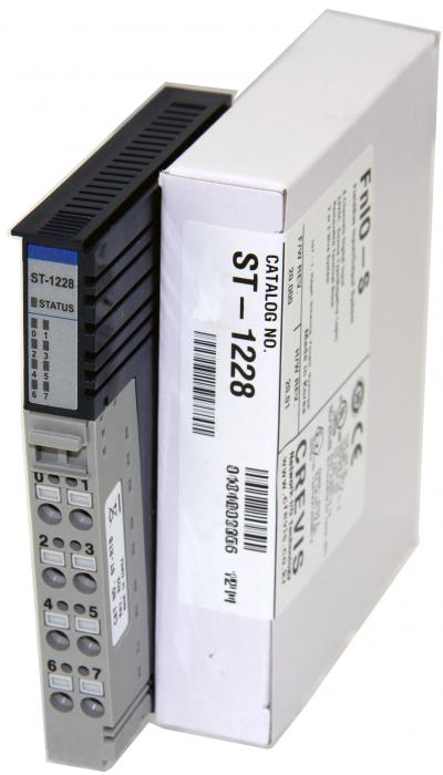 St 1228 Ge Fanuc Plc Rsti Pacsystem Buy And Sell Or