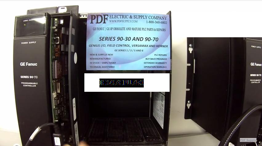 How To Troubleshoot GE Fanuc IC697CPU780